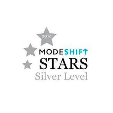 Mode Shift Stars Logo
